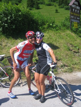 Bussi & Sandra Campolongo 2011